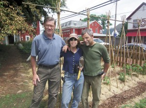 Creating an Organic Garden in Shepherdstown with Shep